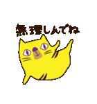 バケネコ1号(名古屋弁)(個別スタンプ:25)