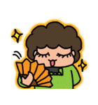 【おかん必携!】明快☆マザーズスタンプ4(個別スタンプ:40)