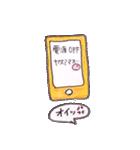 フィルムの気泡ちゃん(個別スタンプ:28)