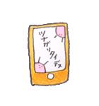 フィルムの気泡ちゃん(個別スタンプ:35)