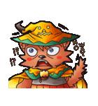 お祭りちゃんの奇想世界5(個別スタンプ:39)
