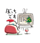鈴と雀とクリスマス(個別スタンプ:14)