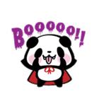 パンダぁー5【秋&ハロウィン編】(個別スタンプ:13)