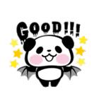 パンダぁー5【秋&ハロウィン編】(個別スタンプ:18)