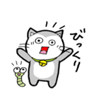 猫仲間(個別スタンプ:08)