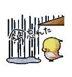オカメくんとピンクちゃん Vol.3(個別スタンプ:03)