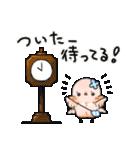 オカメくんとピンクちゃん Vol.3(個別スタンプ:34)