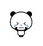 まるっとキュートなパンダ☆(個別スタンプ:10)