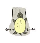 再び亀君(個別スタンプ:07)