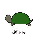 再び亀君(個別スタンプ:23)