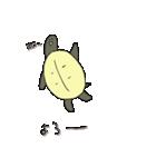 再び亀君(個別スタンプ:26)