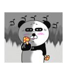 挑発的なパンダ 第2弾(個別スタンプ:12)