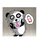 挑発的なパンダ 第2弾(個別スタンプ:23)