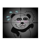 挑発的なパンダ 第2弾(個別スタンプ:34)