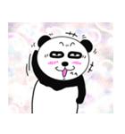 挑発的なパンダ 第2弾(個別スタンプ:37)