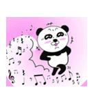 挑発的なパンダ 第2弾(個別スタンプ:38)
