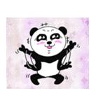 挑発的なパンダ 第2弾(個別スタンプ:40)