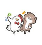 柴さんと手羽崎さん5(個別スタンプ:02)