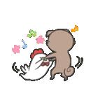 柴さんと手羽崎さん5(個別スタンプ:06)