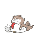柴さんと手羽崎さん5(個別スタンプ:08)