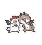 柴さんと手羽崎さん5(個別スタンプ:12)