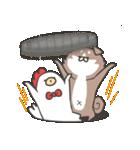 柴さんと手羽崎さん5(個別スタンプ:15)