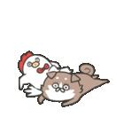 柴さんと手羽崎さん5(個別スタンプ:18)