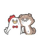 柴さんと手羽崎さん5(個別スタンプ:19)