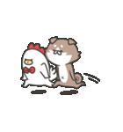 柴さんと手羽崎さん5(個別スタンプ:25)