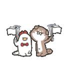 柴さんと手羽崎さん5(個別スタンプ:28)