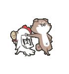 柴さんと手羽崎さん5(個別スタンプ:34)