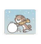 柴さんと手羽崎さん5(個別スタンプ:35)