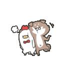 柴さんと手羽崎さん5(個別スタンプ:39)