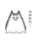 ネコおばけ(個別スタンプ:04)