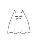 ネコおばけ(個別スタンプ:11)
