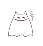 ネコおばけ(個別スタンプ:12)