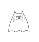 ネコおばけ(個別スタンプ:14)
