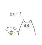 ネコおばけ(個別スタンプ:25)