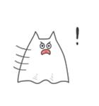 ネコおばけ(個別スタンプ:29)