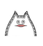 ネコおばけ(個別スタンプ:31)