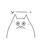 ネコおばけ(個別スタンプ:32)