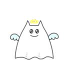 ネコおばけ(個別スタンプ:33)