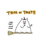 ネコおばけ(個別スタンプ:39)