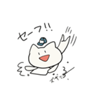 ぼくはヒーロー!!(個別スタンプ:7)
