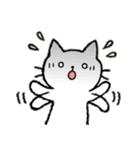 かわいい子猫(フランス語)(個別スタンプ:19)