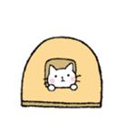 かわいい子猫(フランス語)(個別スタンプ:33)