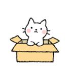 かわいい子猫(フランス語)(個別スタンプ:35)