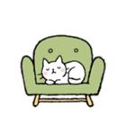 かわいい子猫(フランス語)(個別スタンプ:36)