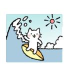 かわいい子猫(フランス語)(個別スタンプ:37)