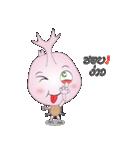 mini BUGGI Lanna(個別スタンプ:08)